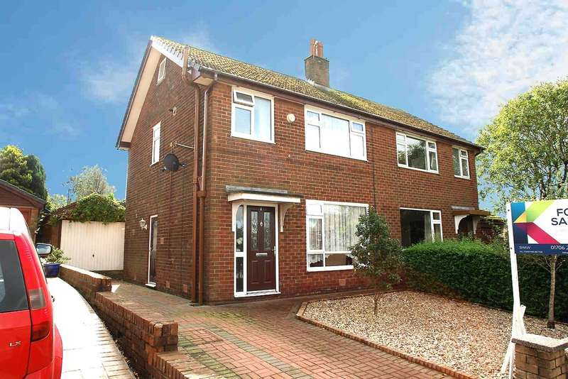 3 Bedrooms Semi Detached House for sale in 4 Haugh Hill Road, Oldham