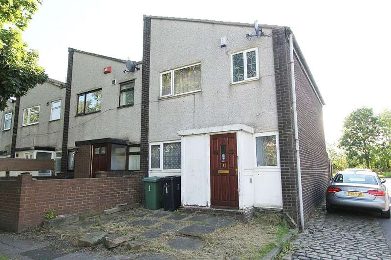 3 Bedrooms End Of Terrace House for sale in Dulverton Grove, Leeds, West Yorkshire, LS11 0LD