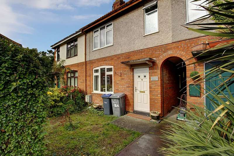 3 Bedrooms Terraced House for sale in Studley Rise, Trowbridge, Wiltshire, BA14 0PD