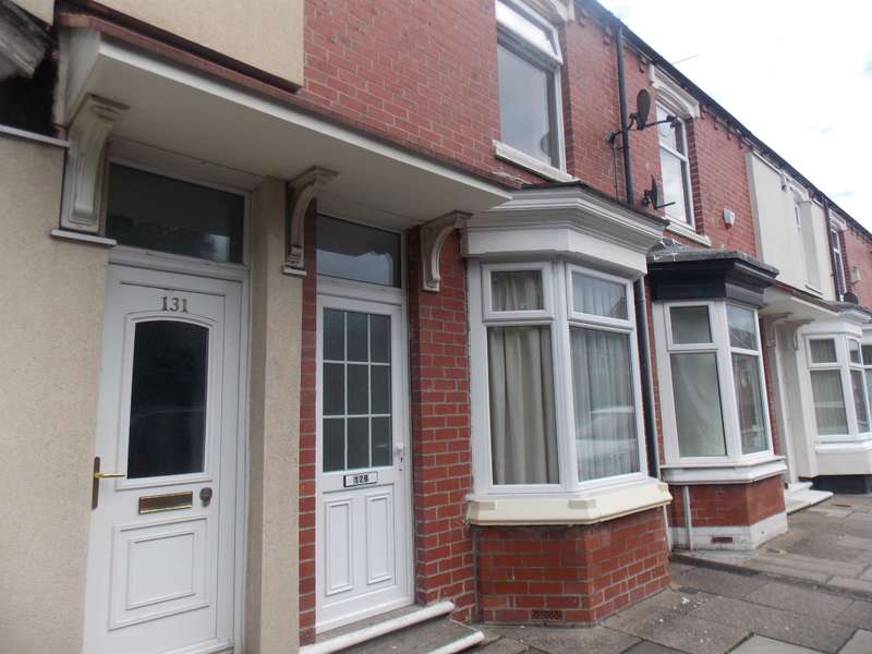 4 Bedrooms Terraced House for rent in Ayresome Street, Middlesbrough, TS1 4PN