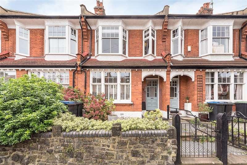 4 Bedrooms Terraced House for sale in Ollerton Road, London, N11