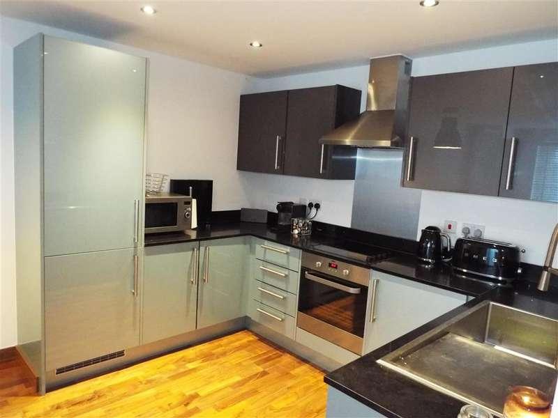 2 Bedrooms Apartment Flat for sale in Creek Mill Way, Dartford, Kent