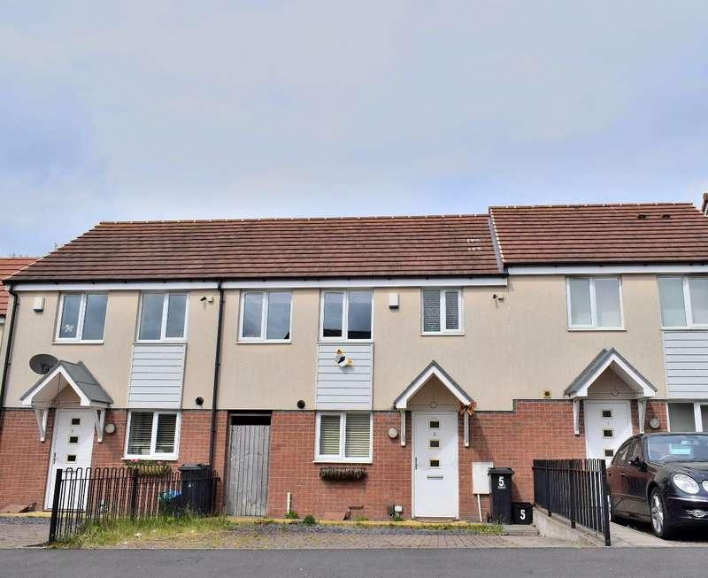 3 Bedrooms Semi Detached House for sale in Bradfield Way, Dudley DY1 4FD