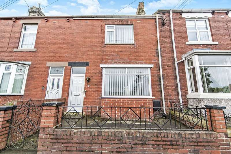 2 Bedrooms Terraced House for sale in Woodside, Sacriston, Durham, DH7