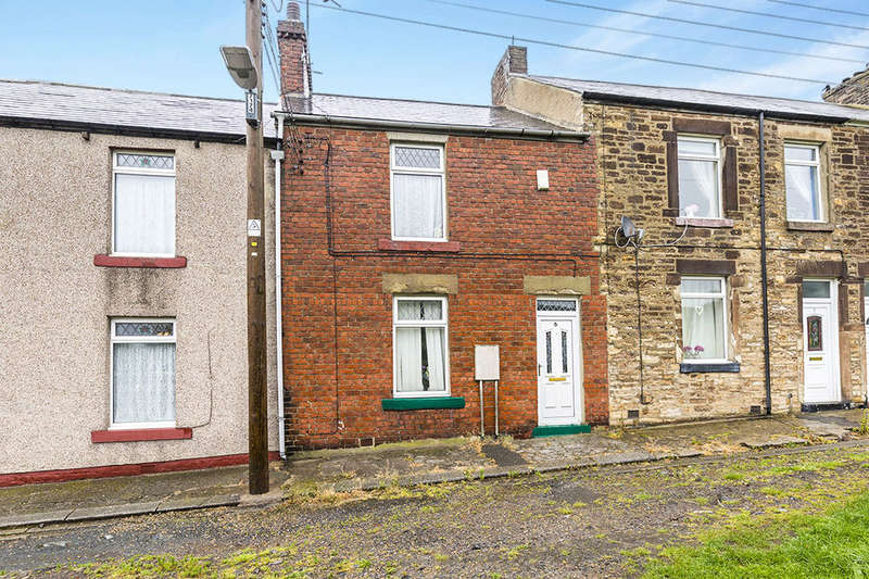 2 Bedrooms Property for sale in Park Street, CONSETT, DH8