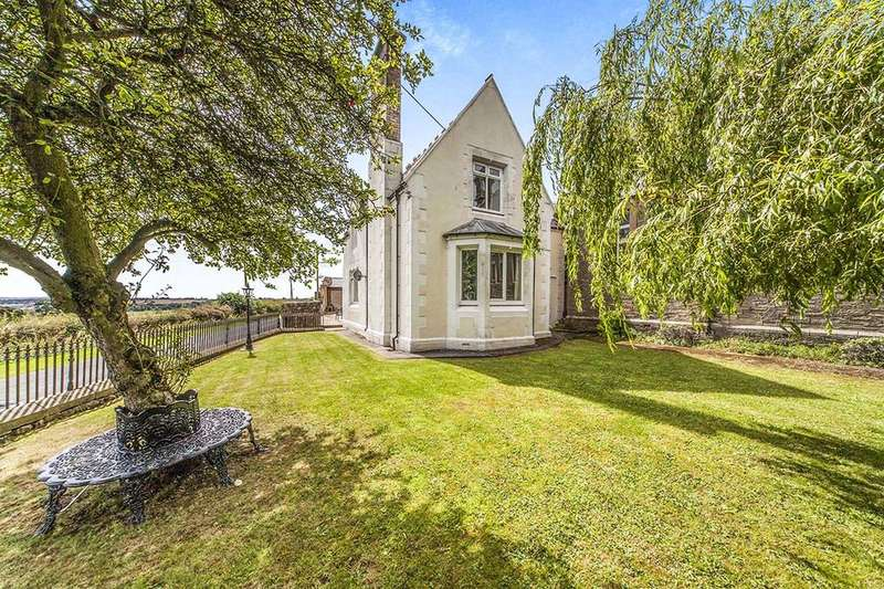 3 Bedrooms Detached House for sale in School House, Helmington Row, Crook, DL15