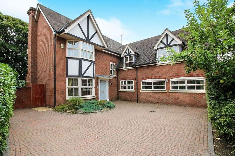 4 Bedrooms Detached House for sale in The Ravens, Formby, Liverpool, L37