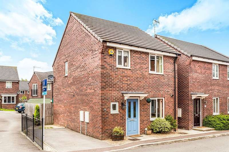3 Bedrooms Detached House for sale in Hetton Drive, Clay Cross, Chesterfield, S45