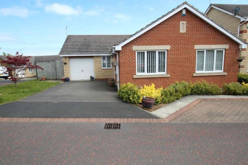 3 Bedrooms Detached Bungalow for sale in Chase Meadows, Blyth, NE24