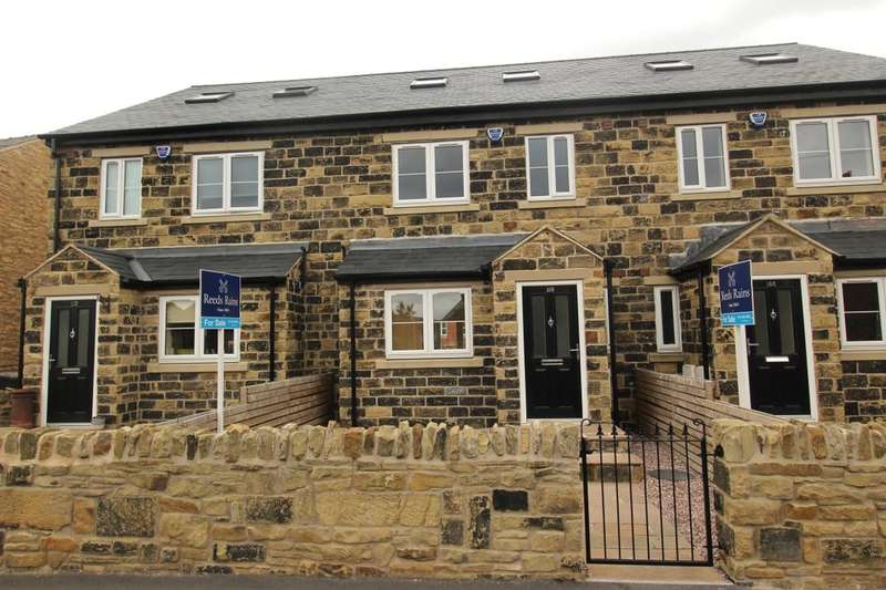 4 Bedrooms Terraced House for sale in Wortley Road, High Green, Sheffield, S35