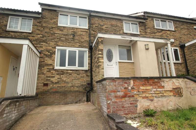 3 Bedrooms Terraced House for sale in Hyacinth Close, Sheffield, S5