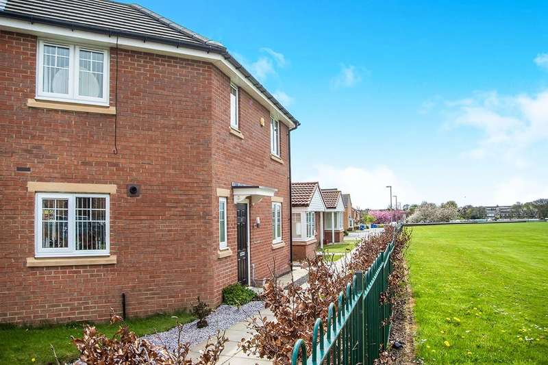 3 Bedrooms Semi Detached House for sale in Clifton Road, Cramlington, NE23