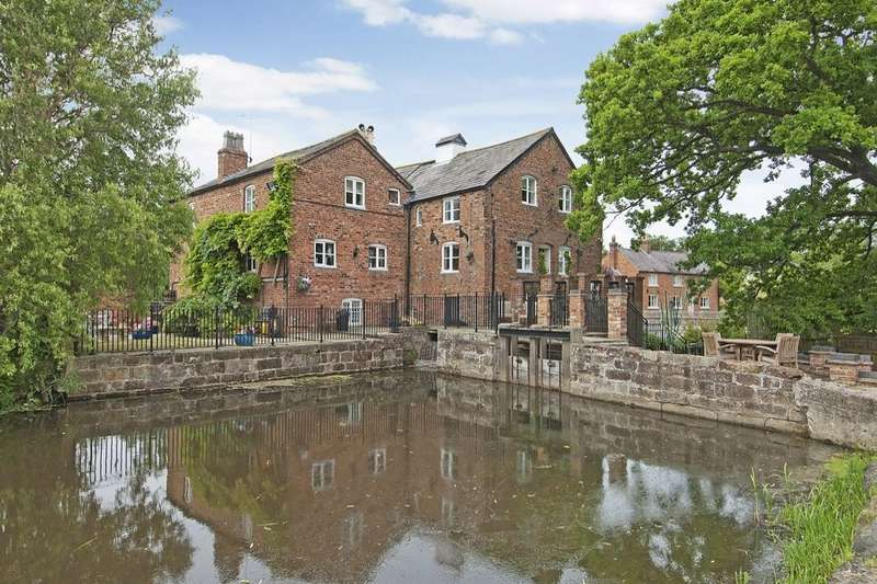 6 Bedrooms Detached House for sale in Coddington Mill Mill Lane, Coddington, Chester, CH3