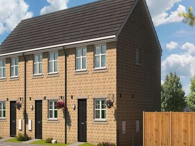 2 Bedrooms Semi Detached House for sale in Highgrove Place, Burnley, BB11