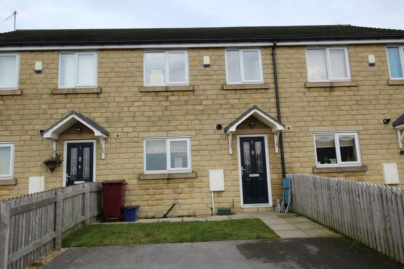 3 Bedrooms Terraced House for sale in Thieveley View, Burnley, BB10
