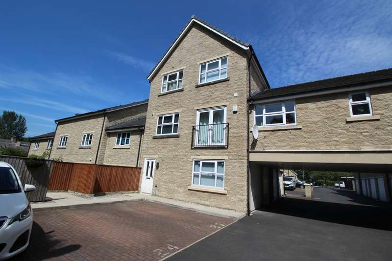2 Bedrooms Flat for sale in Clifton Square, Burnley, BB12