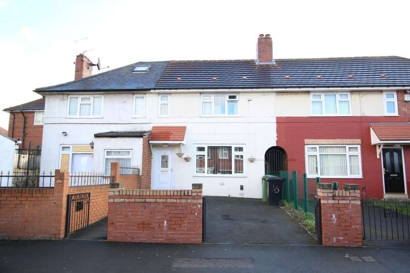 3 Bedrooms Terraced House for sale in Kendal Drive, Leeds, LS15