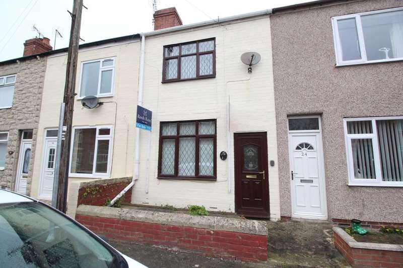 2 Bedrooms Terraced House for sale in Meadow Street, Dinnington, Sheffield, S25