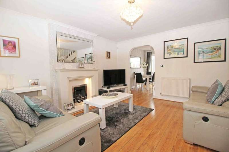 4 Bedrooms Detached House for sale in Chestnut Walk, Melling, Liverpool, L31