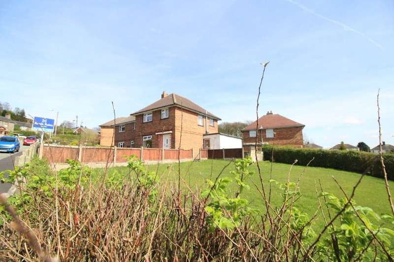 Land Commercial for sale in Moorland Road, Mow Cop, Stoke-On-Trent, ST7