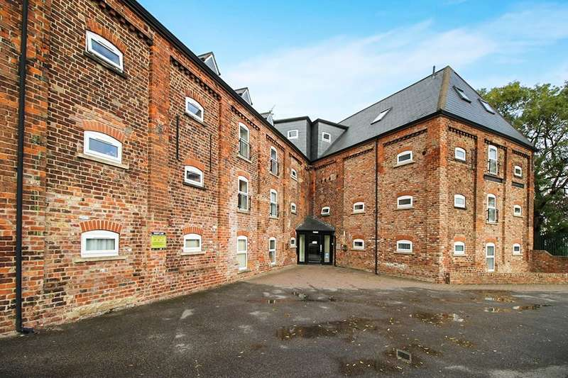 1 Bedroom Flat for sale in The Old Maltings Skerne Road, Driffield, YO25