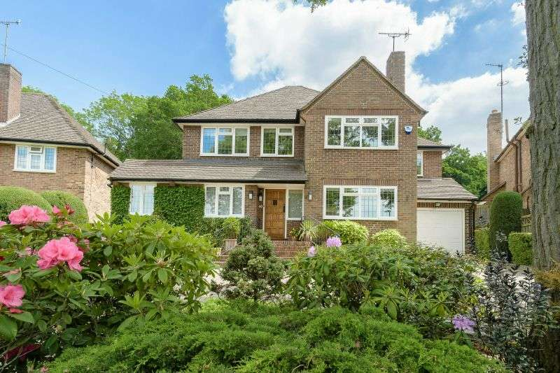 4 Bedrooms Detached House for sale in Bishops Avenue, Northwood