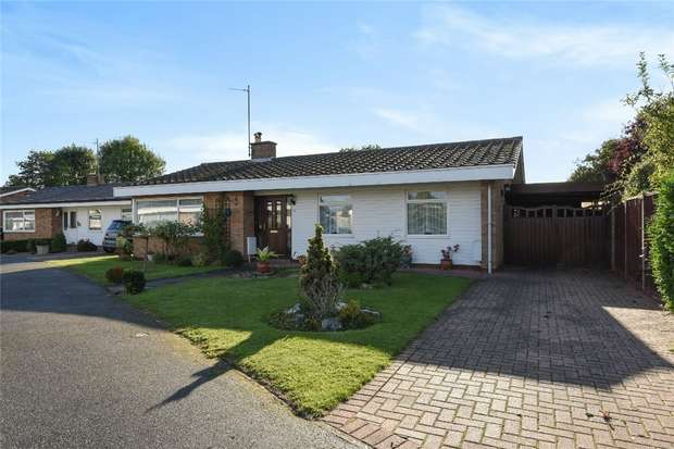3 Bedrooms Detached Bungalow for sale in Home Close, Renhold, Bedford