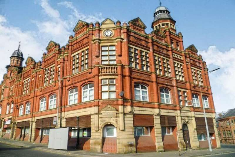 1 Bedroom Flat for sale in Broughton Road, Salford, M6