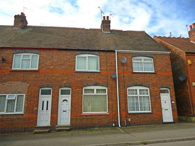 3 Bedrooms Terraced House for sale in Westbury Road, Stockingford, Nuneaton, Warwickshire