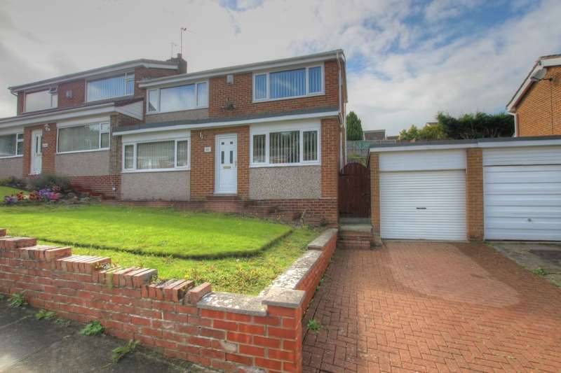 3 Bedrooms Semi Detached House for sale in Rochester Road, Durham, DH1