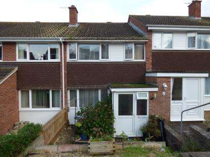 3 Bedrooms Terraced House for sale in Exeter, Devon, England
