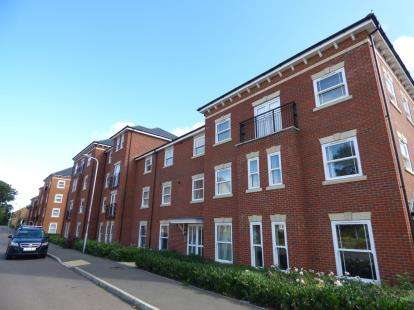 2 Bedrooms Flat for sale in Watson House, Turing Gate, Bletchley, Milton Keynes