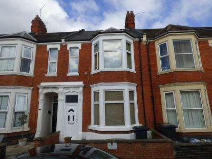 5 Bedrooms Terraced House for sale in Birchfield Road, Abington, Northampton, Northamptonshire