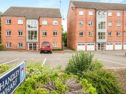 1 Bedroom Flat for sale in Chandley Wharf, Warwick, .