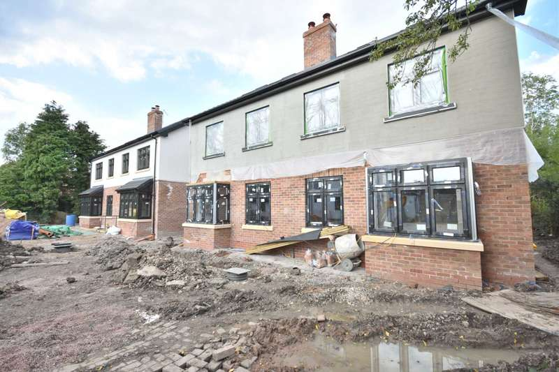 4 Bedrooms Semi Detached House for sale in LYME VIEW PLACE, LONDON ROAD SOUTH, POYNTON
