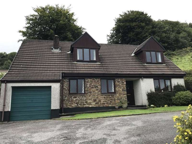 4 Bedrooms Detached House for sale in Loveny Close, St Neot
