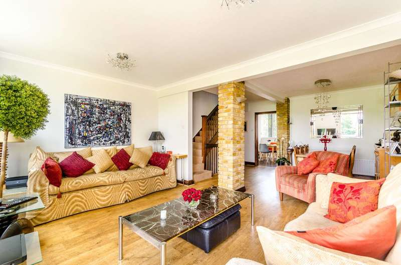 4 Bedrooms Terraced House for sale in Homefield Road, Bromley, BR1