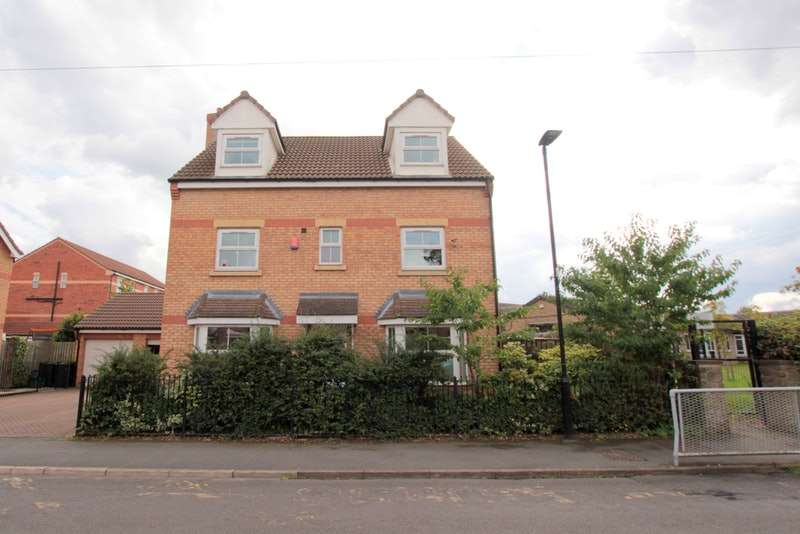 6 Bedrooms Detached House for sale in St. Wilfrids Road, Doncaster, Sheffield, DN4