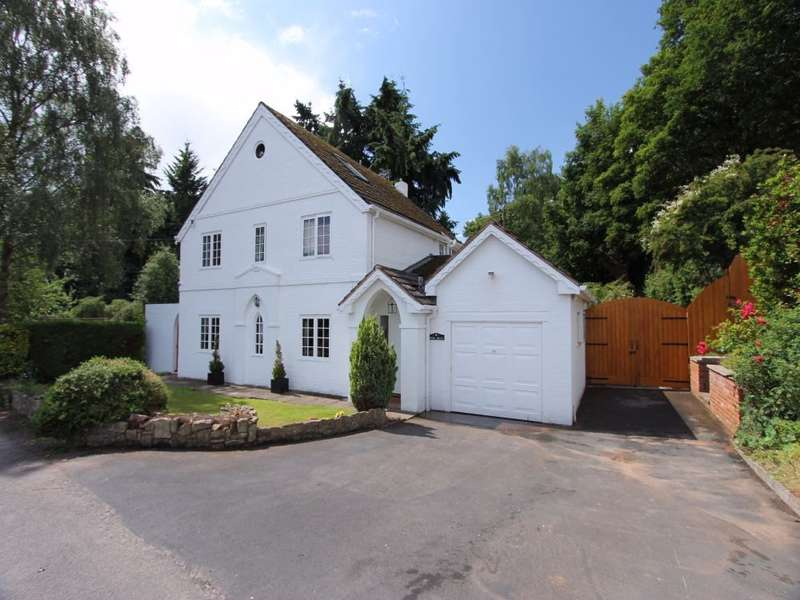 4 Bedrooms Detached House for sale in The Compa, Kinver, DY7