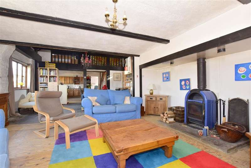 4 Bedrooms Link Detached House for sale in Golden Cross, Hailsham, East Sussex
