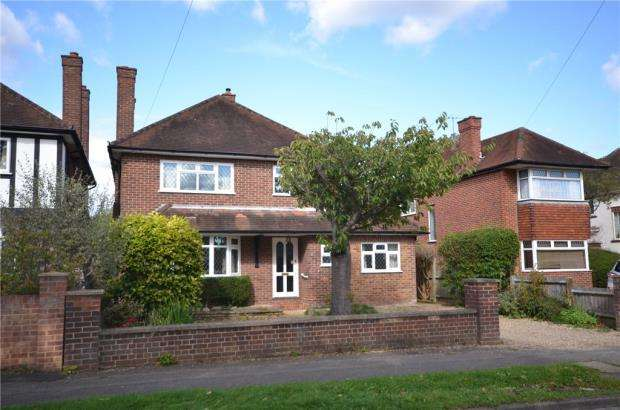 3 Bedrooms Detached House for sale in Oaken Grove, Maidenhead, Berkshire