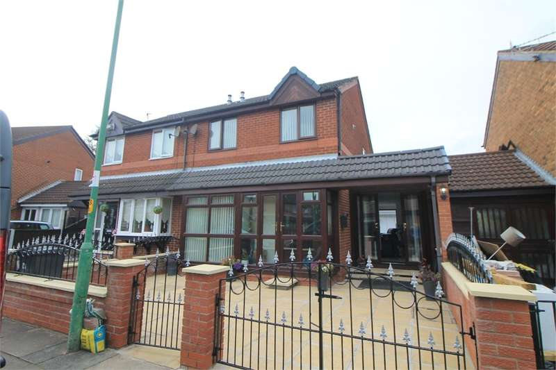 3 Bedrooms Semi Detached House for sale in Rimrose Valley Road, Crosby, Liverpool, Merseyside