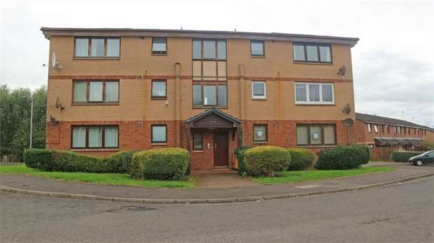 2 Bedrooms Flat for sale in Glencoats Drive, Paisley, Renfrewshire