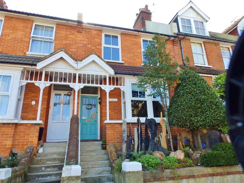 3 Bedrooms Terraced House for sale in Greenfield Road, Eastbourne