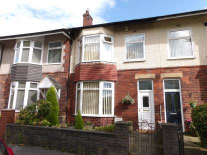 3 Bedrooms Terraced House for sale in Roscow Avenue, Breightmet, Bolton, Greater Manchester, BL2