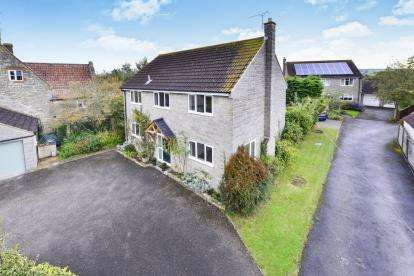 4 Bedrooms Detached House for sale in Marston Magna, Yeovil, Somerset
