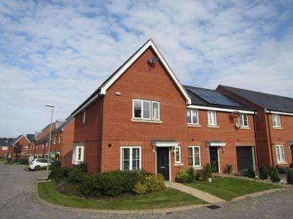 3 Bedrooms End Of Terrace House for sale in Brentwood, Essex