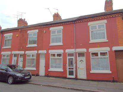 3 Bedrooms Terraced House for sale in Acorn Street, Leicester, Leicestershire