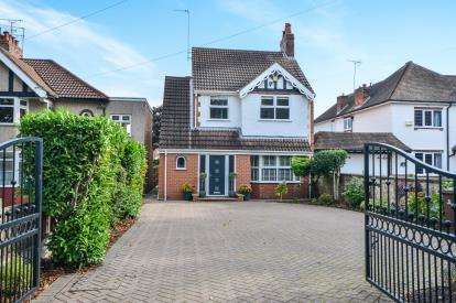 4 Bedrooms Detached House for sale in Nottingham Road, Mansfield, Nottinghamshire
