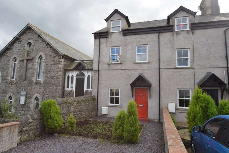 3 Bedrooms Semi Detached House for sale in Fox Street, Swarthmoor, Cumbria, LA12 0HT